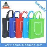 Recyclage de promotion bon marché de gros sac shopping non tissé pliable