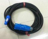 силовой кабель 3X2.5mm с штепсельными вилками и Powercon 16A 3pin