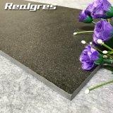 Reine schwarze Farben-volle Karosserien-Porzellan-Fliesen der rauen Oberflächen-300*600 für Badezimmer