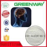 Suplemento químico farmacêutico Sunifiram a Nootropics do pó do Sell global para o cérebro
