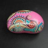 Envase Haba-Shaped del rectángulo del metal de la hojalata/del metal de Candy&Sweet (B001-V20)