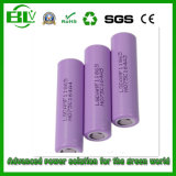para la alta calidad de la batería de ion de litio de la capacidad grande 2200mAh 18650 del LG Icr modificada para requisitos particulares