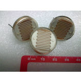 Série photoconductrice rapide du détecteur Mj205 de résistance en verre organique du diamètre 20mm de réaction