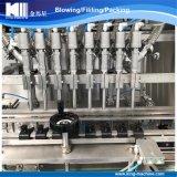 PLC 통제를 가진 피스톤 유형 기름 병 충전물 기계