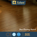 Lamellenförmig angeordneter Fußboden der Werbungs-12.3mm V der Nut-HDF