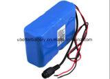 Блоков батарей иона лития OEM перезаряжаемые 18650 с аттестацией Bis UL RoHS Ce