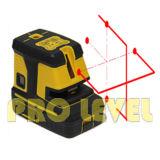 5 Punkte der Querzeilen-Laser-Stufen-Gesamtstation (R25)