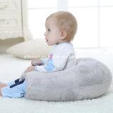 Круглая подушка младенца плюша с хлопком PP