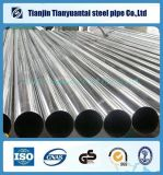 Tubo de acero inoxidable inconsútil de diámetro bajo de ASTM A249