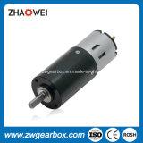 28mm de Kleine Motor Met lage snelheid van het Toestel gelijkstroom van de Grootte 24V