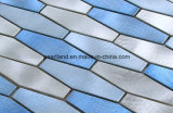 Мозаика из полированного алюминия газа металлической мозаики для Backspalsh