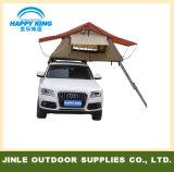 Faltendes wasserdichtes Zelt-kampierendes Auto-im Freiendach-Oberseite-Zelt des Dach-4X4
