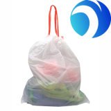 플라스틱 끈 쓰레기 쓰레기 봉지