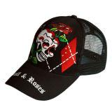 安い印刷のトラック運転手の帽子(JRT087)