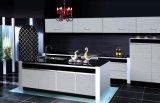Gabinetes de cozinha de madeira com projetos novos