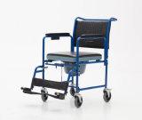 Foldable, confortável, cadeira do Commode (YJ-7101)