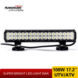 "18"" 108W Offroad chariot barre lumineuse à LED pour off road"