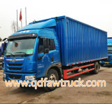 40-50 Tonnen 8X4 FAW Closed Van Truck