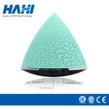 一流の三角形多彩で明るいランプのBluetoothの小さいスピーカー