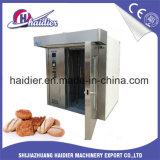 Het industriële Elektrische Hete Brood die van de Wind Roterende Oven voor Koekjes en Cake bakken