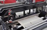 Bolso ultrasónico no tejido del chaleco que hace la máquina Zxl-A700
