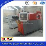 Machine à cintrer en acier Dubaï de barre ronde d'exportateur de la Chine