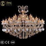 Hoher Standard-heißer Verkaufs-Luxuxkristallleuchter-Licht