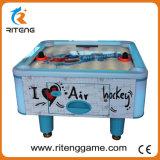 遊園地2プレーヤーの電子標準的なスポーツの空気ホッケー表