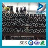 Tamaño personalizado tubo redondo Tubo 6063 de la aleación de aluminio de extrusión de perfil personalizada