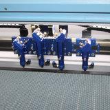 Le multiple dirige la machine de gravure de laser pour le tissu (JM-1280-4T)