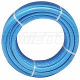 Tubo Pex-Al-Pex com isolamento azul