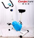 Amaestrador de interior en forma de corazón del ejercicio de la bici de ejercicio de la aptitud