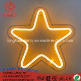 Segno al neon acrilico di gestione USB del LED per la decorazione domestica