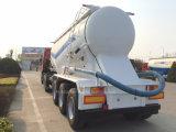 트럭 트레일러의 반 시멘트 유조선 트레일러 또는 시멘트 Bulker 대량 트레일러