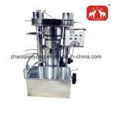 120kg/h de aceite de sésamo hidráulica la Máquina de prensa en frío (6YZ-320)