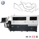 7 гибочная машина стального провода Rebar CNC осей автоматическая 3D