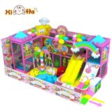 Aangepaste Goedkoopste Multicolor De Apparatuur van de Speelplaats van jonge geitjes