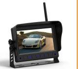 câmara de vigilância sem fio do monitor de 7inch HD com visão noturna