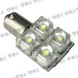 Luz del coche del LED/mini bulbo 4LED (SF-DLED-DBA9S) del automóvil LED/Dashboard