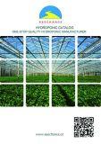 Grow T5 Luz Fluorescente Fixture 4 * 6