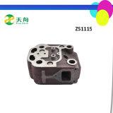 Двигатель дизеля гуляя трактора Changfa разделяет головку цилиндра Zs1105