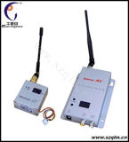 1.2GHz 200mw Wireless AV TransmitterおよびReceiver (QLM-1215-200A)