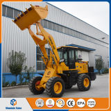 2ton High Performance Hydraulic Quick Hitch Wheel Mini Loader