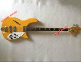 Afanti Music Guitarra baixo estilo Rick / Guitarra Afanti (ARC-204)