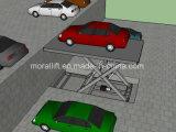 Garage Scissor Auto-Aufzug mit explosionssicherem Verschluss