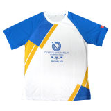 Polyester Dry Fit T-Shirt pour Promotion Sports Polo Style (BG-M284)