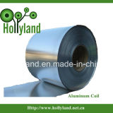 Hoja de aluminio revestida del color de PE&PVDF
