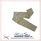 Calças de carga barato calças de trabalho uniforme por grosso