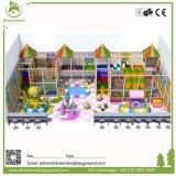 2017人の新製品の子供のための多彩な子供の商業運動場の屋内運動場