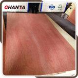 переклейка Bintangor Veneer стороны твёрдой древесины 18mm красная